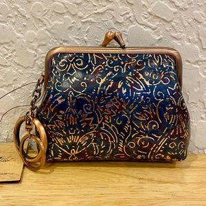 Patricia Nash Kimono Tapestry Borse Coin Purse